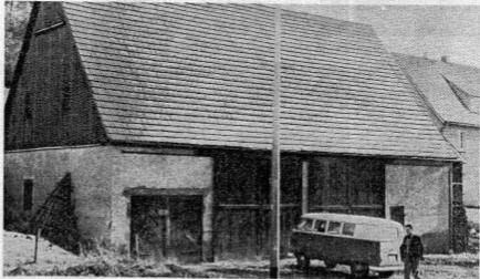 Die Feuerwehr Dietenhofen im Wandel der Zeit – Neubau in der Langenzenner Straße Teil 1