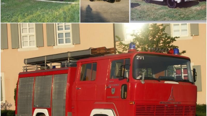 Die Feuerwehr Dietenhofen im Wandel der Zeit – Das erste Tanklöschfahrzeug 1971