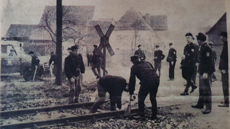 Die Feuerwehr Dietenhofen im Wandel der Zeit – Alarmübung am Ortsrand