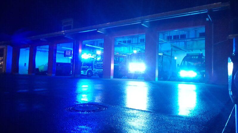 Aktion Bluelight-firestation
