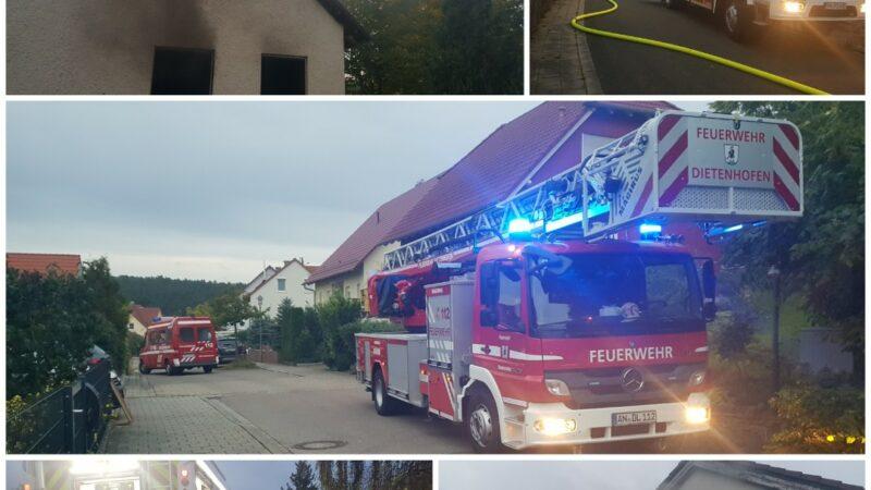 27.09.2021 Einsatzübung in Neuhof